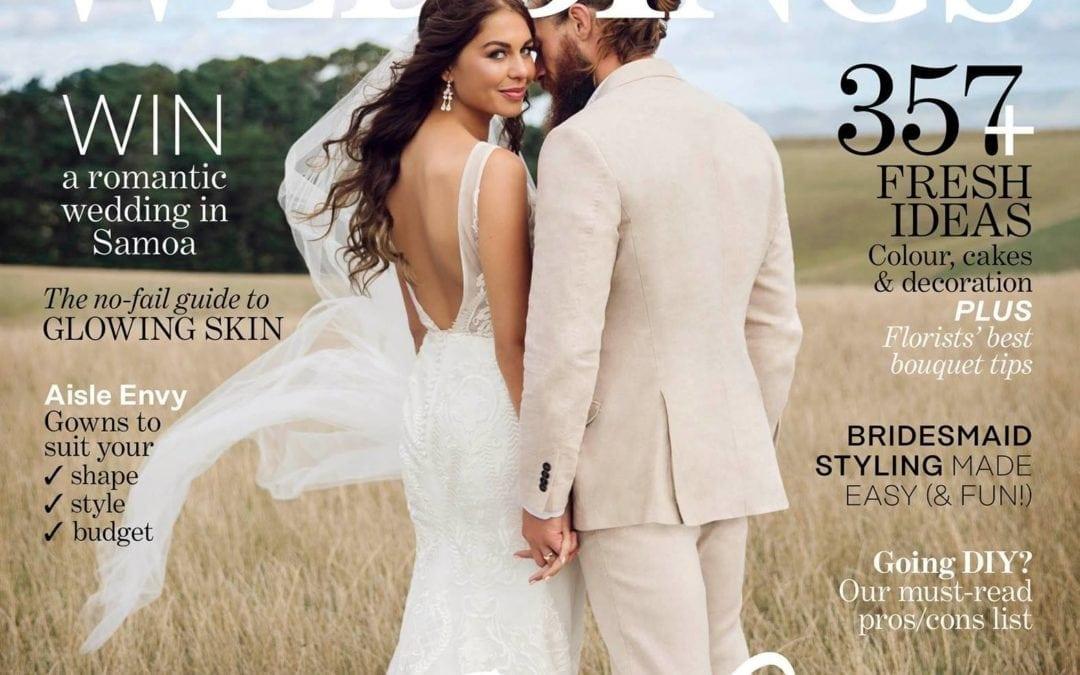 New Zealand Weddings Magazine Issue #65