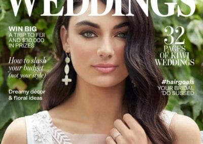 New Zealand Weddings Magazine Issue #64