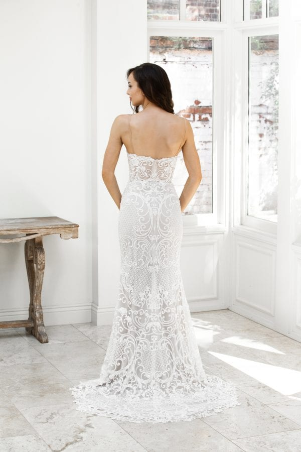 lace wedding dresses nz