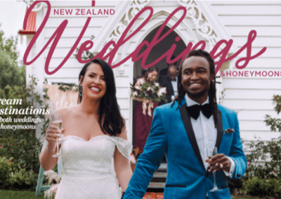 New Zealand Weddings Magazine Issue #70