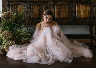 NATALIA | DREAMY BRIDAL EDITORIAL BY MADLIE & CO