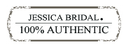 Jessica Bridal authentic stamp